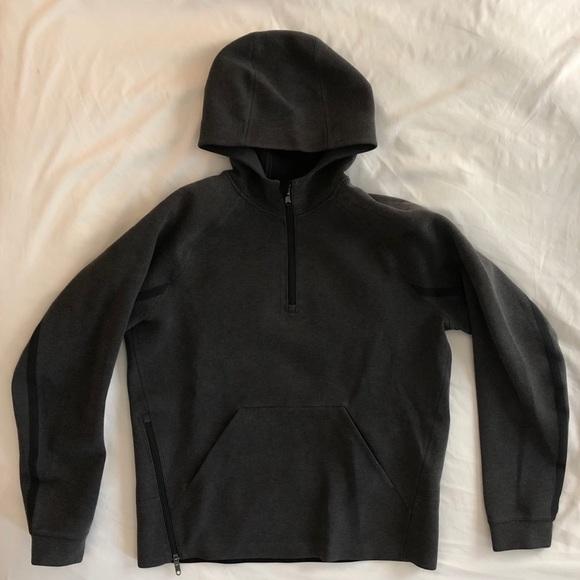lululemon athletica Other - Grey Lululemon quarter zip hoody Large